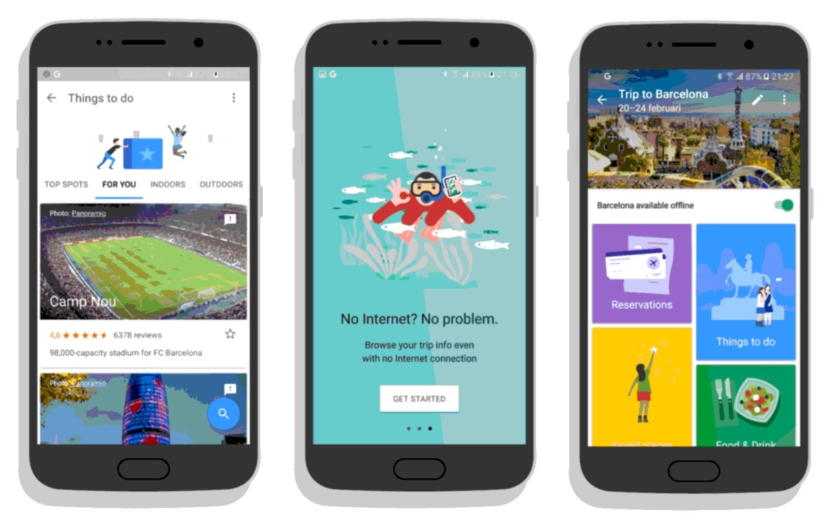 Google Trips App Review: Your Whole Trip Planned In Seconds  - The